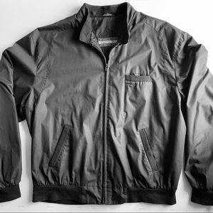 🔥2/$15! Vintage Members Only XL Jacket (BLACK)